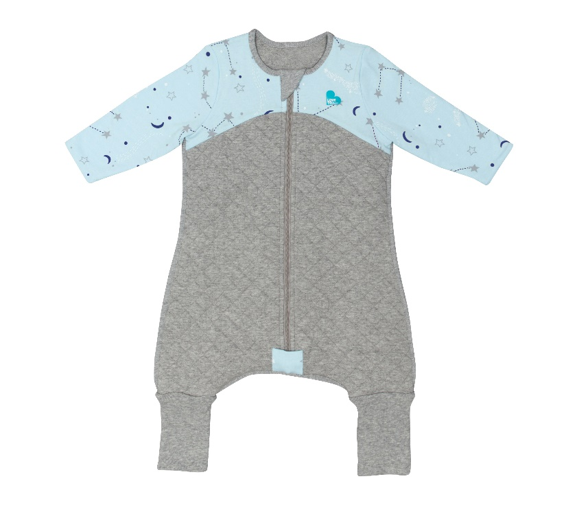 Sleep Suit (6-12M and 12-24M) 2.5 TOG – Blue