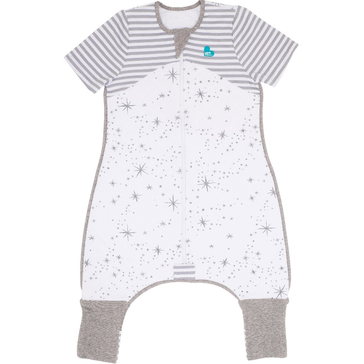 Sleep Suit (6-12M and 12-24M) 1.0 TOG - White