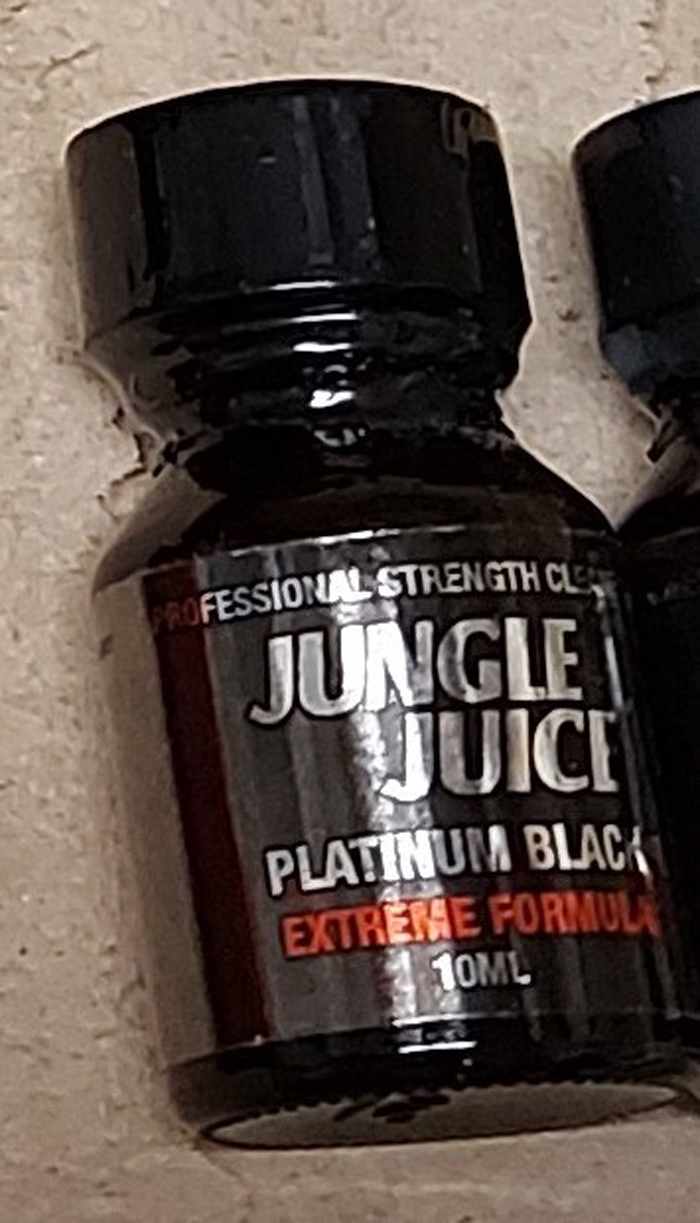 Jungle juice drug what is After Sniffing